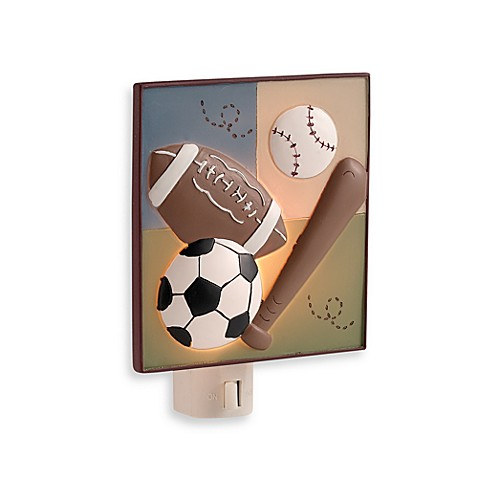 CoCaLo Baby® Sports Fan Nightlight