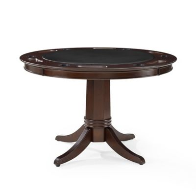 Crosley Reynolds Game Table In Mahogany