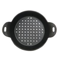 Cast Iron Small Grill Pan
