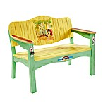 Margaritaville® Outdoor  Island Life  Surfboard Bench