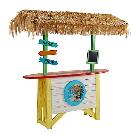 Lovely Margaritaville® Outdoor Surfboard Bar