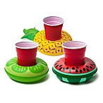 Bigmouth Inc. Inflatable Fruit Drink Pool Floats (Set of 3)
