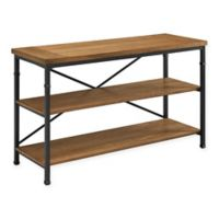 Austin TV Stand in Black/Ash