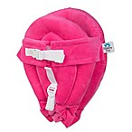 Blooming Baby Plush Baby Seat Insert in Pink