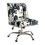 Draper Office Chair in Udder Madness/Chrome