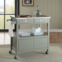 Sydney Kitchen Cart in Grey