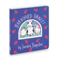 Barnyard Dance! Boynton on Board Book