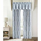 Piper & Wright Ansonia Window Valance in Blue