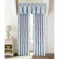 Piper & Wright Ansonia 84-Inch Window Curtain Panel in Blue