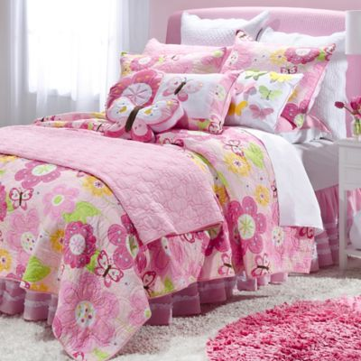 Buy Pink Twin Quilts From Bed Bath Beyond