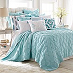 Levtex Home Elia King Quilt Set in Teal