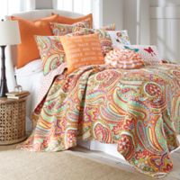 Levtex Home Sara Full/Queen Quilt Set