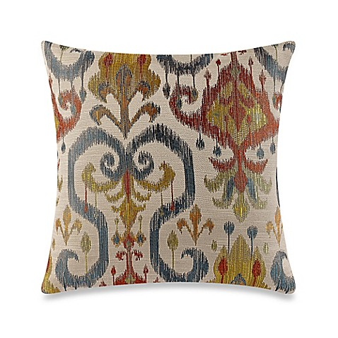 make your own pillow niabi throw pillow cover in rust bed bath beyond. Black Bedroom Furniture Sets. Home Design Ideas