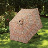 7.5-Foot Round Canopy Umbrella