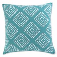 Levtex Home Southport Crewel Stitch Throw Pillow
