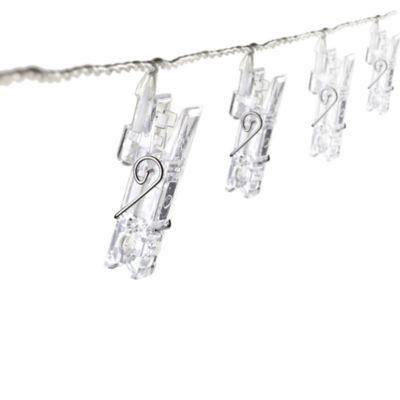 clothespins 16led string lights - Decorative String Lights