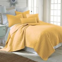 Levtex Home Salerno Twin Quilt Set in Yellow