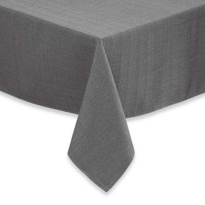 Noritake® Colorwave 60 Inch X 84 Inch Oblong Tablecloth In Slate