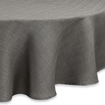 Noritake® Colorwave 70 Inch Round Tablecloth In Slate