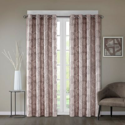 Buy Lined Window Curtain from Bed Bath & Beyond