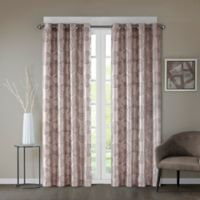 Regency Heights® Cosma 95-Inch Grommet Window Curtain Panel in Taupe