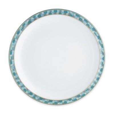 Denby Azure Shell 11-Inch Dinner Plate  sc 1 st  Bed Bath \u0026 Beyond & Buy Denby Dinner Plate Open Stock Plates from Bed Bath \u0026 Beyond