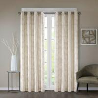Regency Heights® Cosma 95-Inch Grommet Window Curtain Panel in Ivory