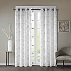 Regency Heights® Cosma 63-Inch Grommet Window Curtain Panel in White