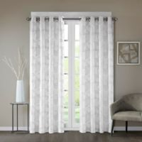 Regency Heights® Cosma 95-Inch Grommet Window Curtain Panel in White
