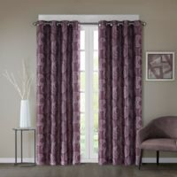 Regency Heights® Cosma 108-Inch Grommet Window Curtain Panel in Amethyst
