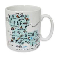 "My Place ""Louisiana"" Jumbo Mug"