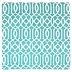 Canvas Gate Printed Square Placemat in Teal
