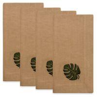 Palm Leaf Napkins (Set of 4)