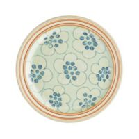 Denby Heritage Orchard Accent Plate in Green