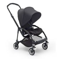 Bugaboo Bee5 Complete Stroller in Complete Black