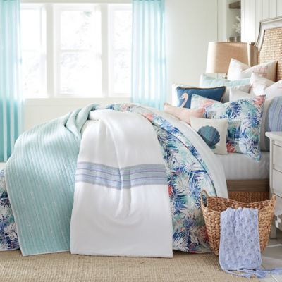 Lovely Product Image For Coastal Living® Comforter Set 2 Out Of
