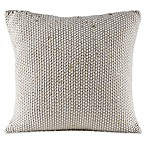 Bridge Street Kora Square Throw Pillow in Coral