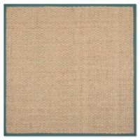 Buy Walker Border Rug In Light Blue From Bed Bath Amp Beyond