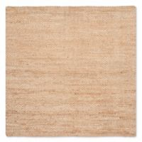 Safavieh Natural Fiber Suzanne 6-Foot Square Area Rug in Natural