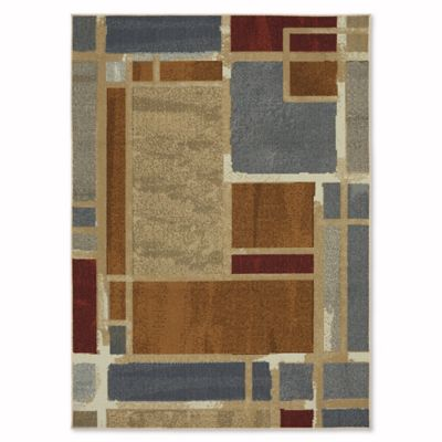 mohawk home soho regnar 5foot x 7foot multicolor area rug - Mohawk Area Rugs