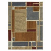 Mohawk Home Soho Regnar 5-Foot x 7-Foot Multicolor Area Rug