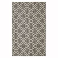 Mohawk Home Soho Taza 5-Foot x 8-Foot Area Rug in Neutral