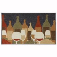 Mohawk Home Soho Wine Play 1-Foot 8-Inch x 2-Foot 10-Inch Multicolor Accent Rug