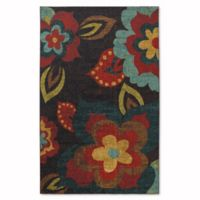 Mohawk Home Strata Ayanna Kaleidoscope 7-Foot 6-Inch x 10-Foot Area Rug