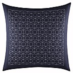 ED Ellen DeGeneres Levitt European Pillow Sham in Navy