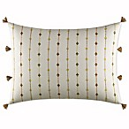 ED Ellen DeGeneres Toluca Tassel Oblong Throw Pillow in Natural