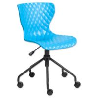 Eurostyle™ Daly Office Chair in Blue/Black