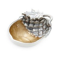 Julia Knight® Luxe Lodge Acorn Petite Bowl in Toffee