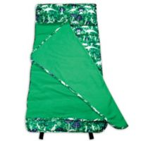 Wildkin Dinomite Dinosaurs Easy Clean Nap Mat in Green