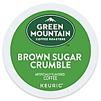 Keurig® K-Cup® Pack 18-Count Green Mountain® Brown Sugar Crumble Donut Coffee